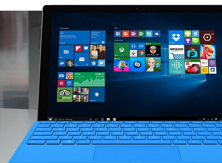 Surface Pro 4 3