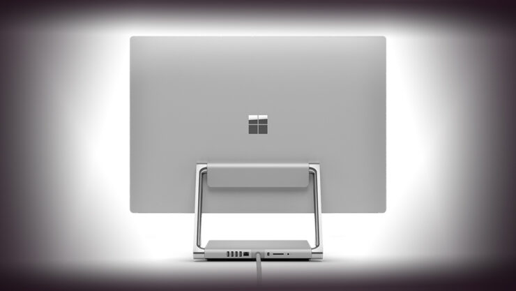 Surface Studio sold out