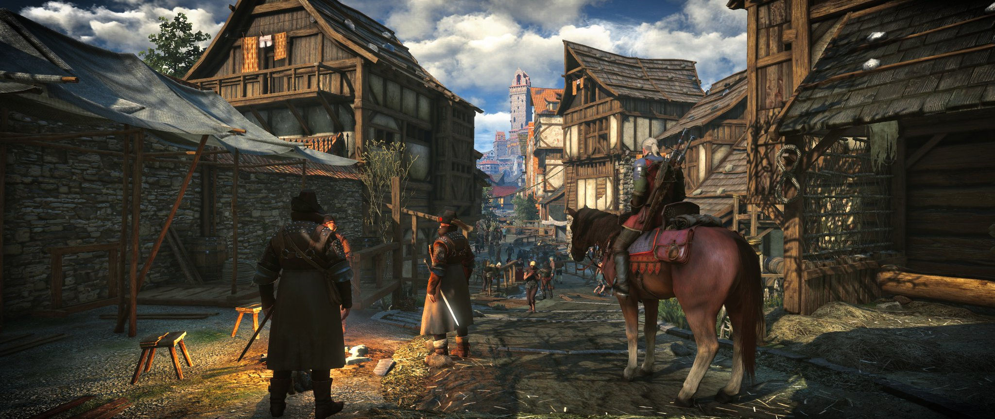 The Witcher 3 Super Turbo Lighting Mod 2 Gets New Preview