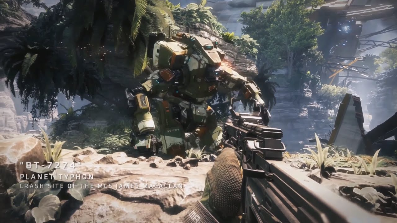 Titanfall 2 Dev Doesn't Expect AAA Games Running At Native ...