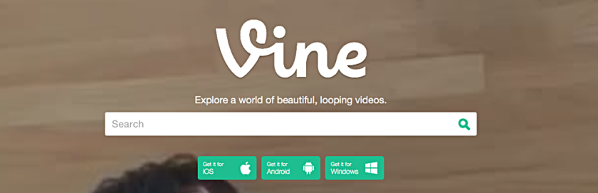 Viine website