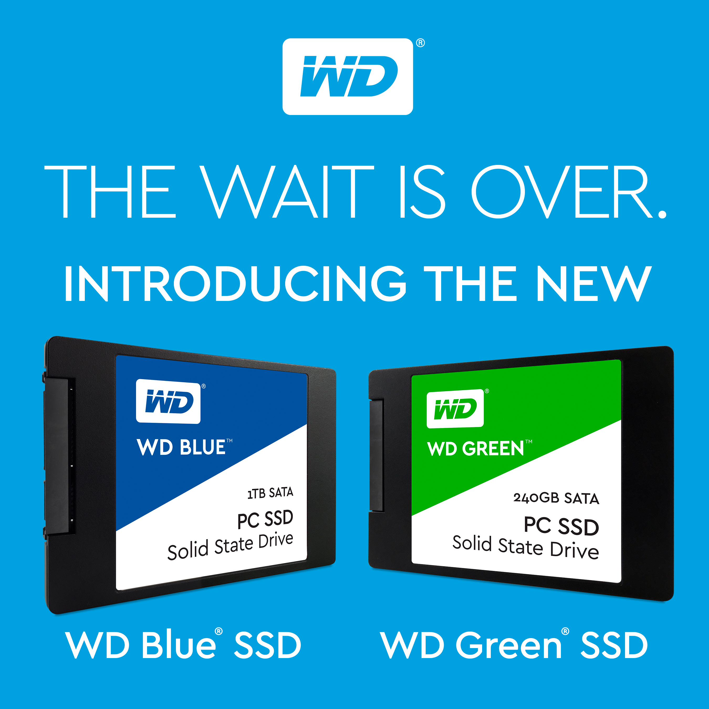 Western Digital Finally Introduces Its Ssd Lineup Calls It The Wd Hardisk Internal Pc 500gb Sata Blue Latest Storage Solutions Start From 79 Based Available For Those Who Are On A Budget