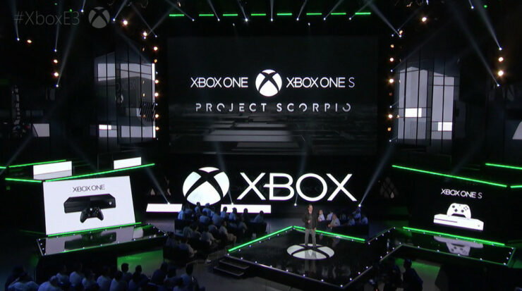 Xbox Scorpio backwards compatibility