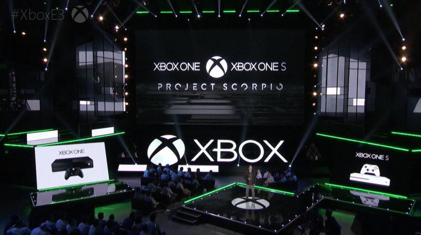 Xbox Scorpio backwards compatibility