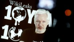julian-assange-founder-and-editor-in-chief-of-wikileaks-speaks-via-video-link-during-a-press-conference-on-the-occasion-of-the-ten-year-anniversary-celebration-of-wikileaks-in-berlin
