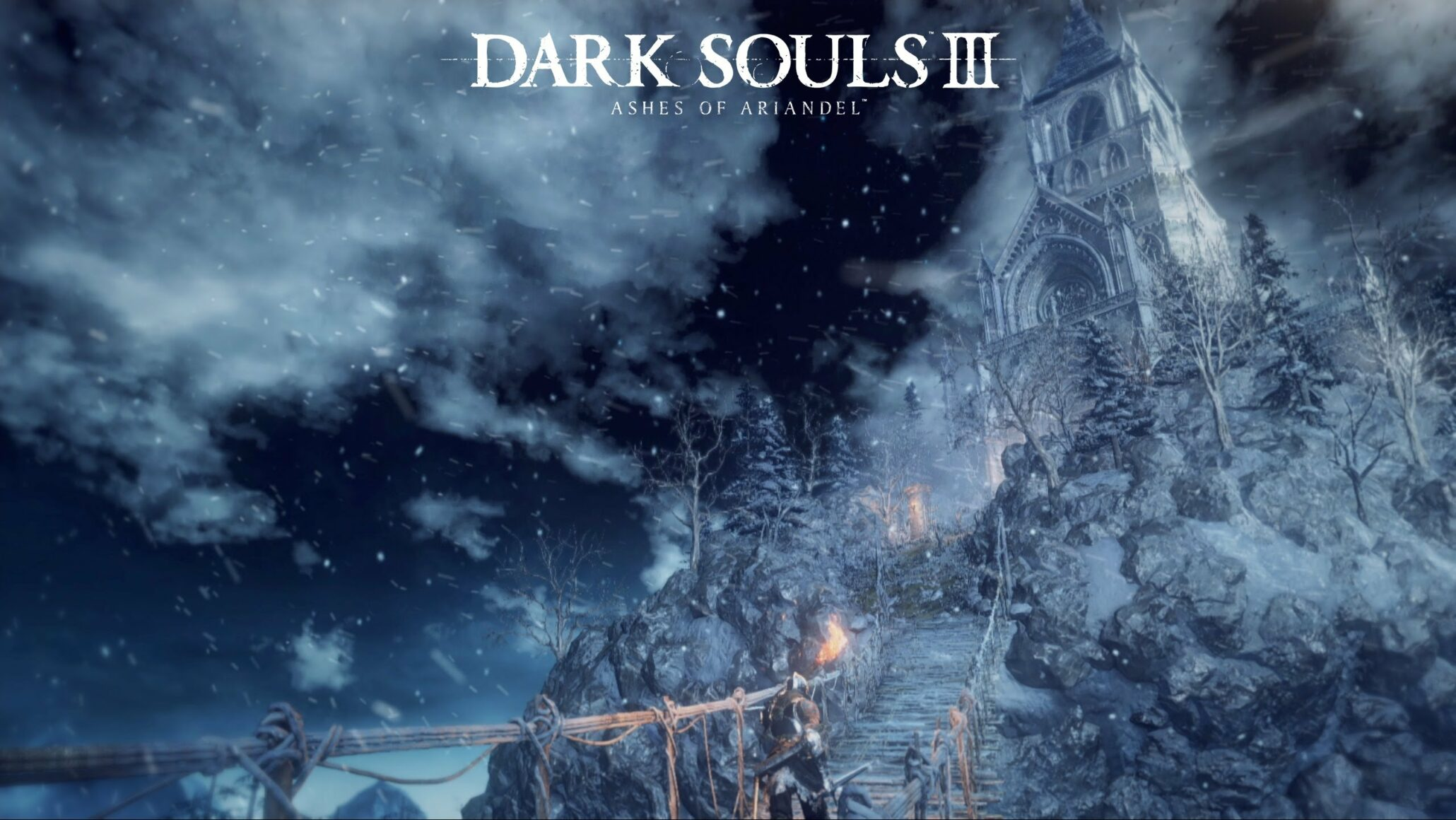how to start dlc dark souls 3
