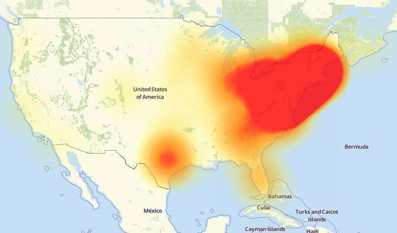 DDoS Cyberattack