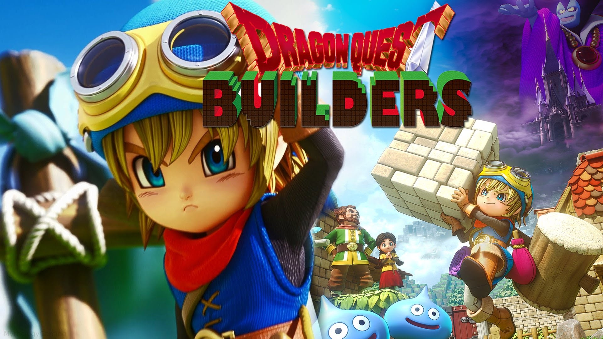Dragon Quest Builders Review A Restrictive Minecraft