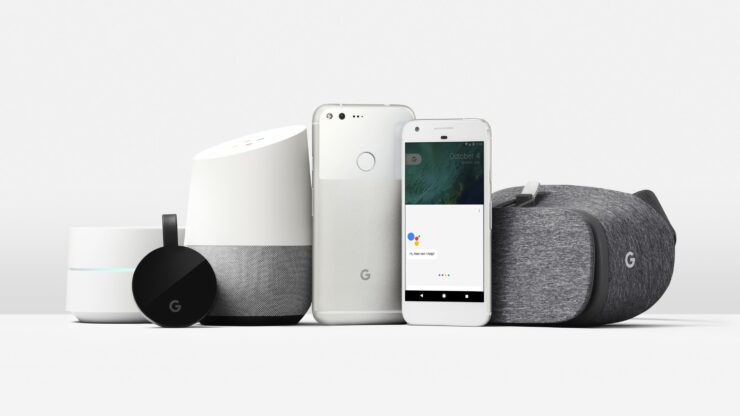 Everything Google announced at Pixel event