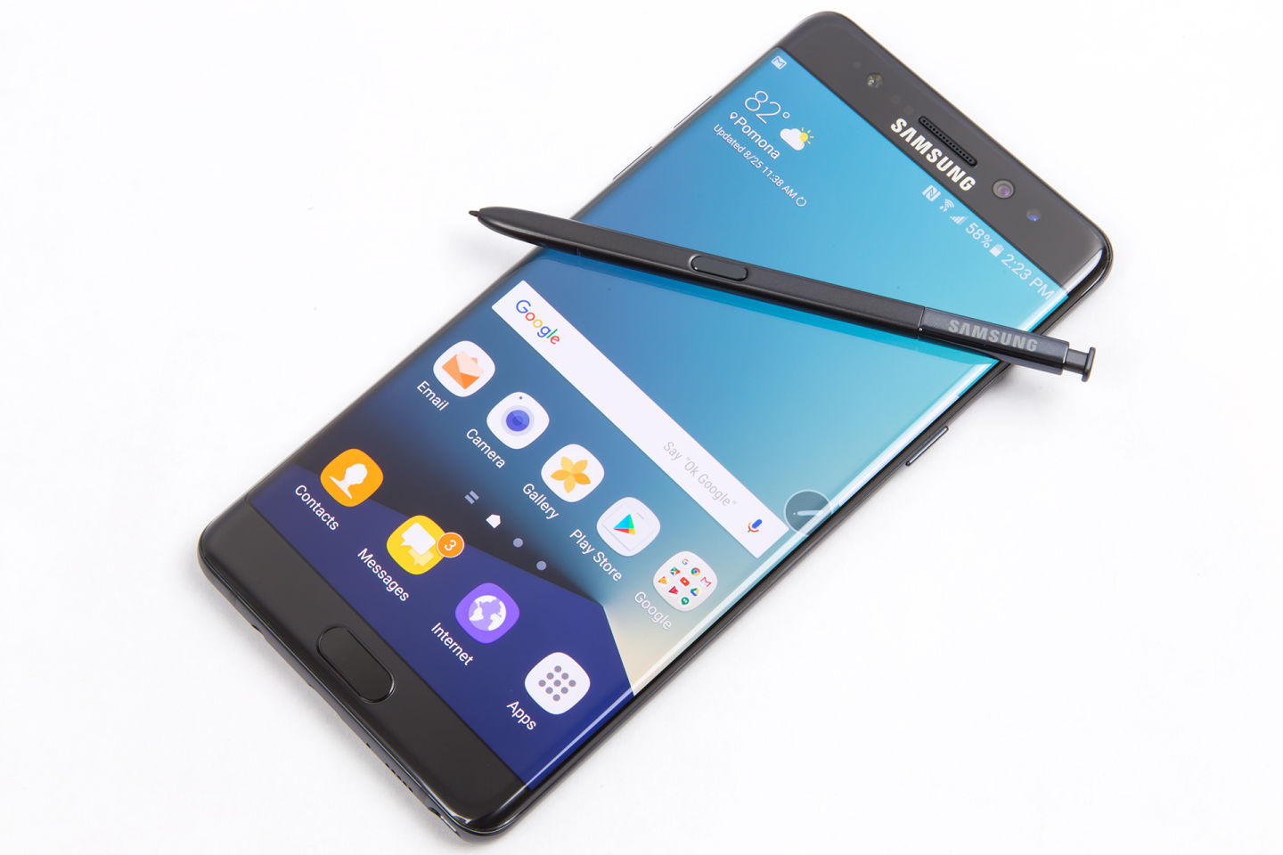 Get a refund for Galaxy Note 7 accessories