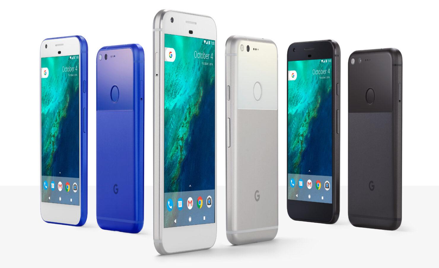 Google announced new Pixel phones