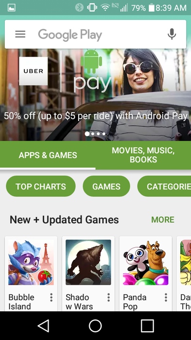 google-play-store-ui-changes