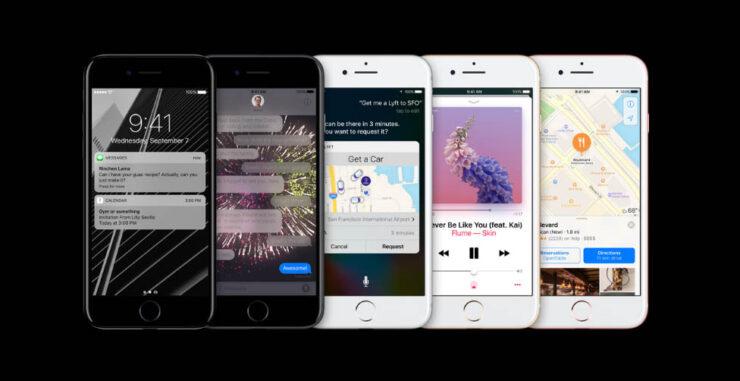 iPhone 7 7 Plus 43% US iPhone sales Q3