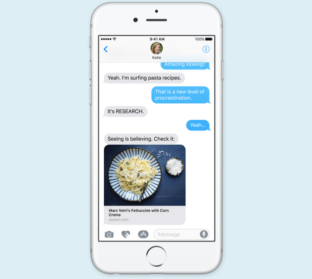 iMessage Could Be Exposing User Data to Spammers