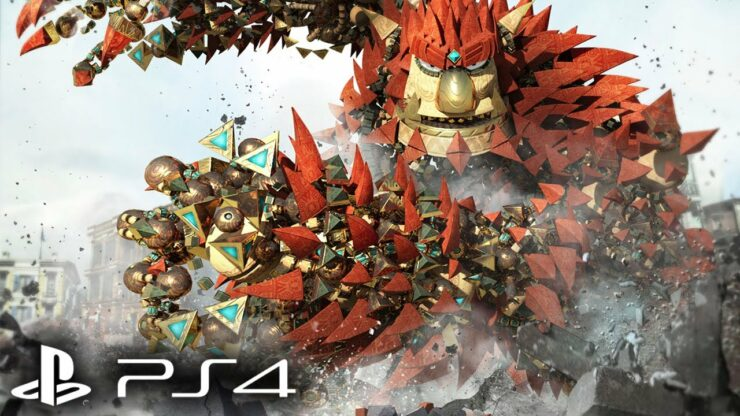 knack ps4 pro update later