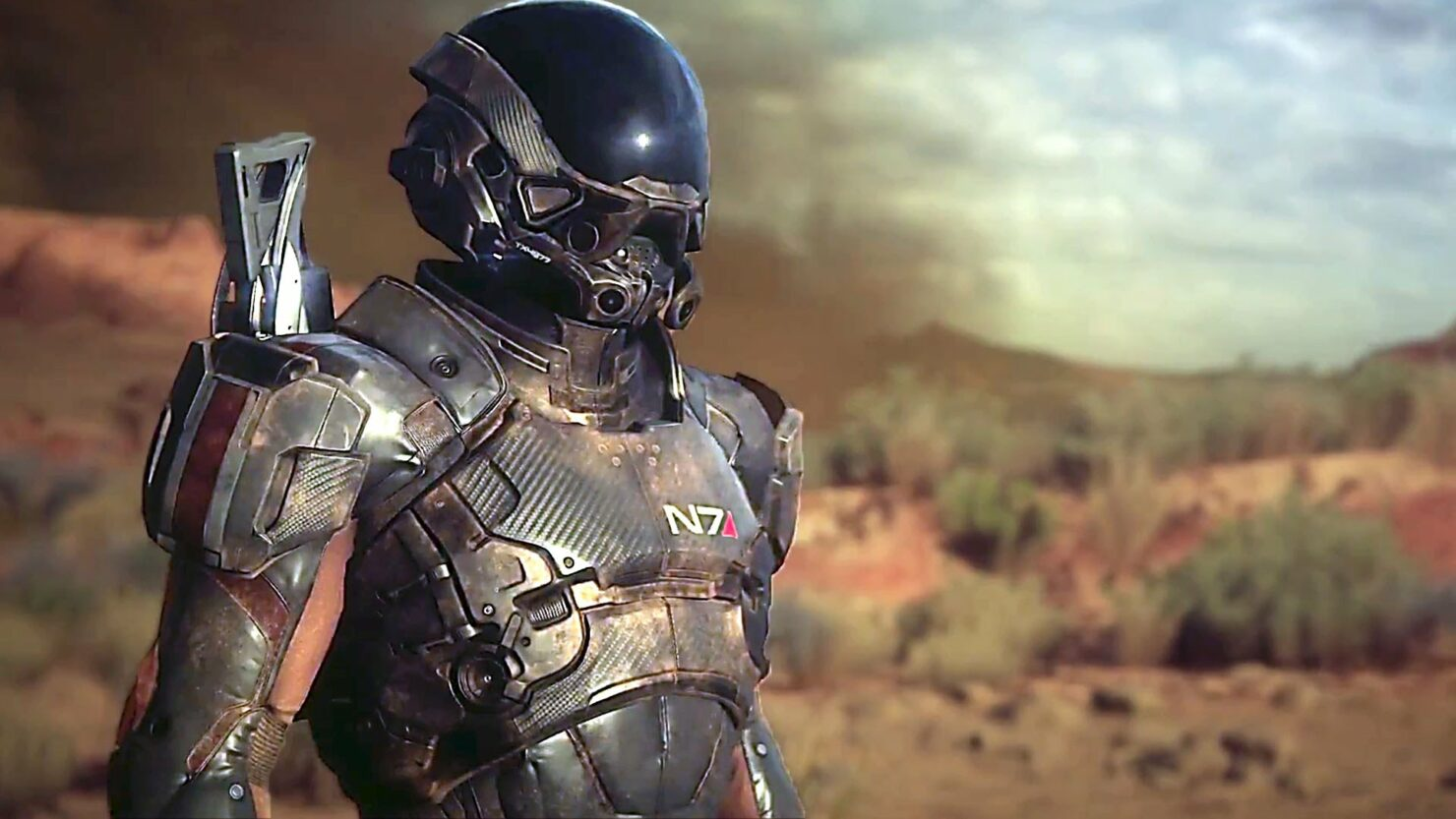 Free Mass Effect Andromeda Trial