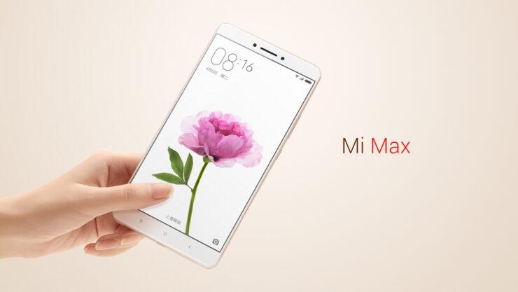 Xiaomi announces Mi Max Prime