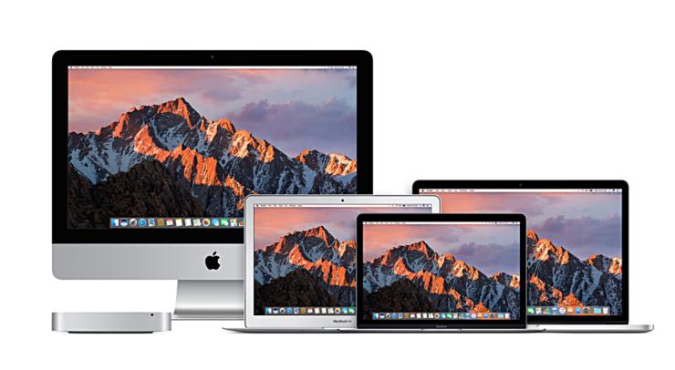 new Macs