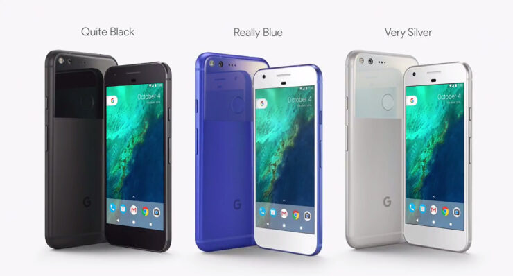 Pixel vs Pixel XL vs iPhone 7 vs iPhone 7 Plus