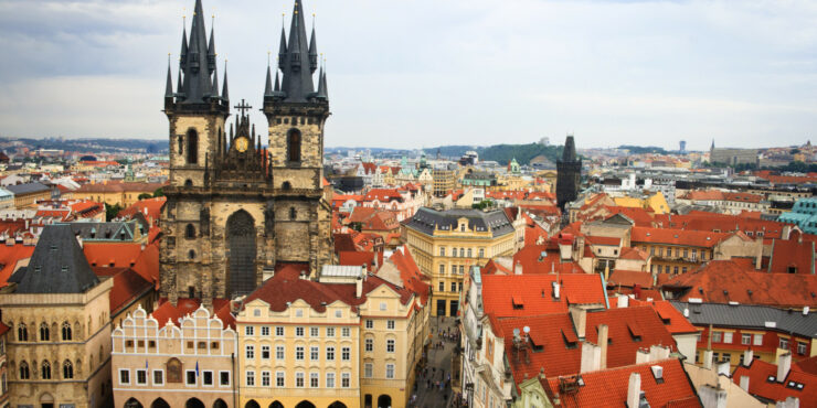 Russia hacker arrested in prague