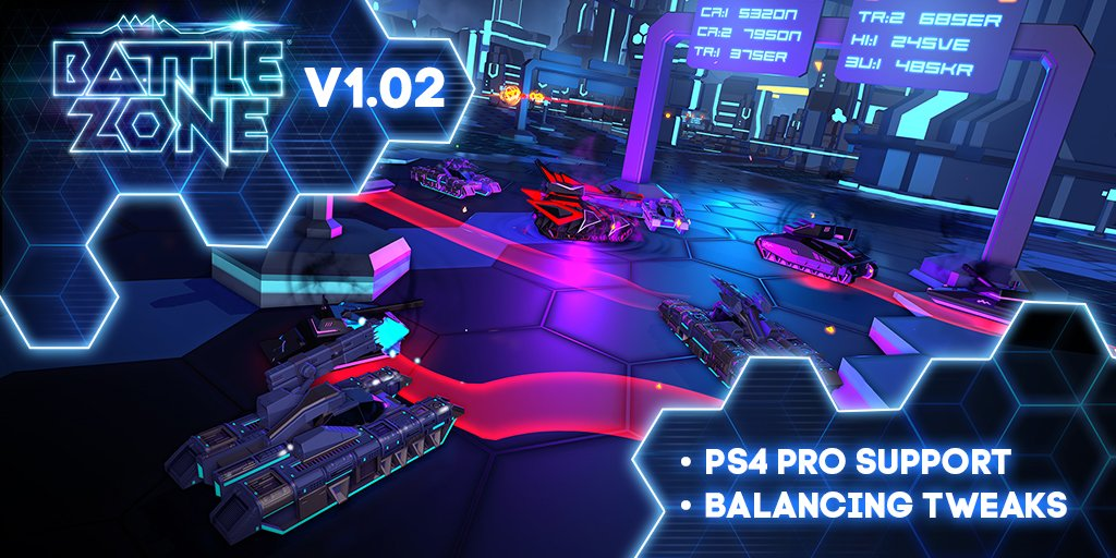 Battlezone Gets PS4 Pro Support, Bringing Increased Super