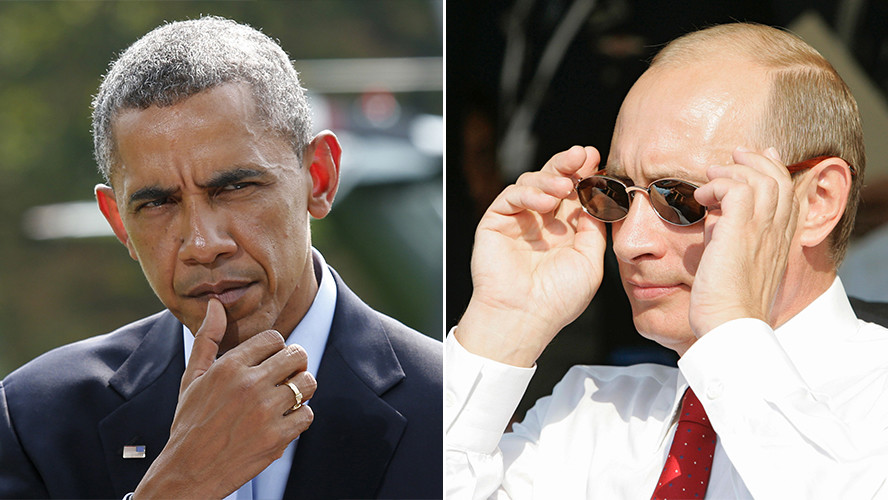 Obama russia