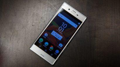 enable fingerprint sensor on Sony Xperia XZ nougat