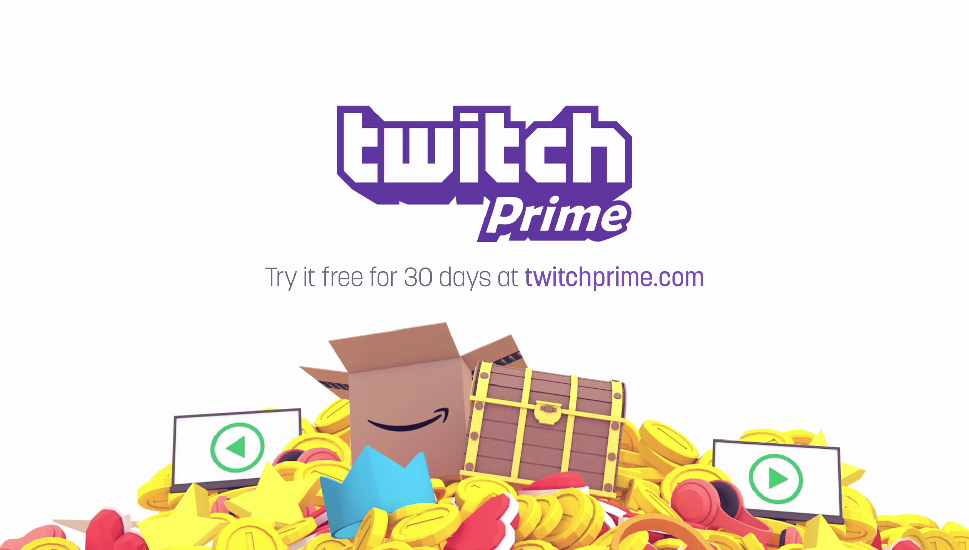 Twitch Prime Announced - Ad-Free Viewing Experience & More Included with Amazon Prime