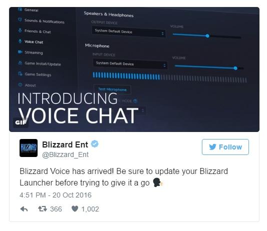 blizzard voice