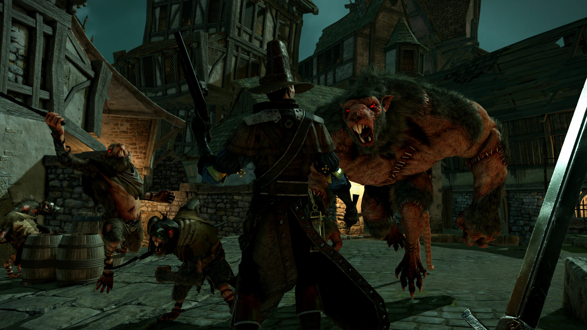 Warhammer Vermintide To Support PS4 Pro with Non-Native 4K Hybrid ...