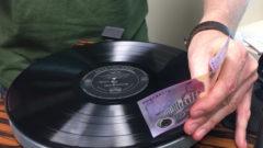 vinyl-money