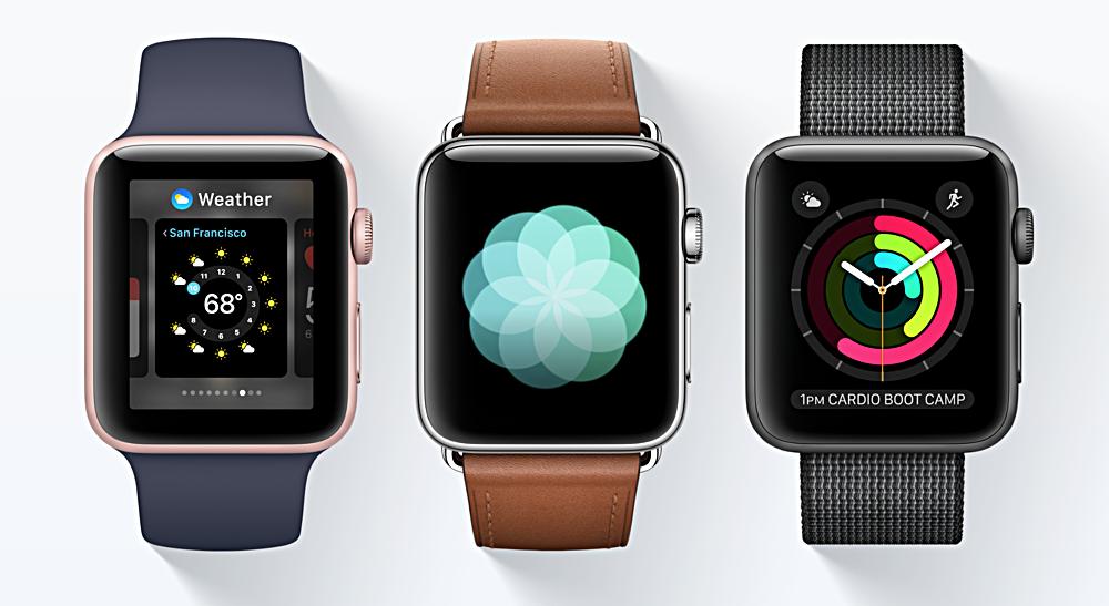 watchOS 3.1 Beta 3