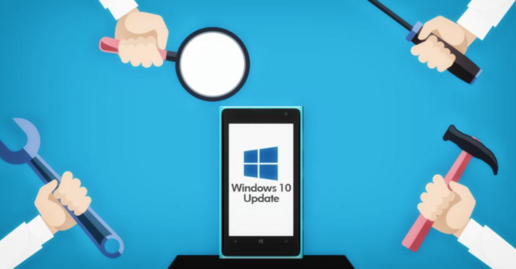 fix Windows 10 Mobile installation issues