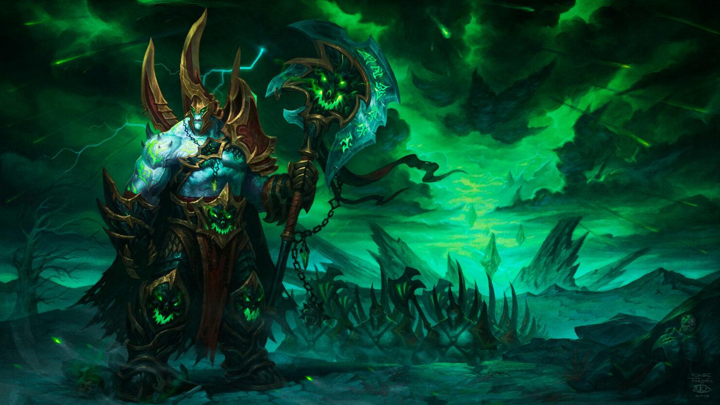 World of Warcraft next expansion