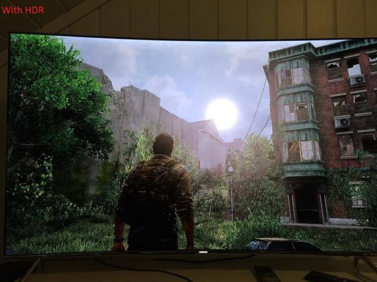 The Last Of Us Remastered Gets Ps4 Pro Hdr Patch Comparison - The-last-of-us-new-maps