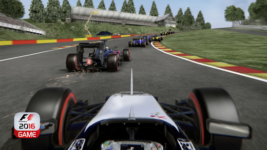 Graphics Intensive Game F1 2016 Is Now Available For iOS And Apple TV