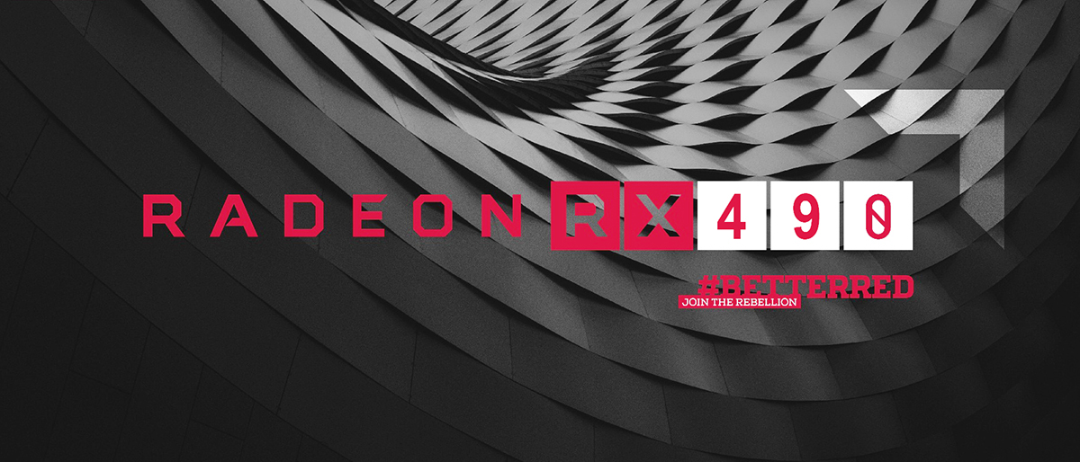 The RX 490 will target the 4K resolution. Image for illustrative purposes only.