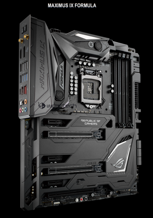 Entire ASUS Z270 Motherboard Lineup Leaked - ROG, TUF, STRIX