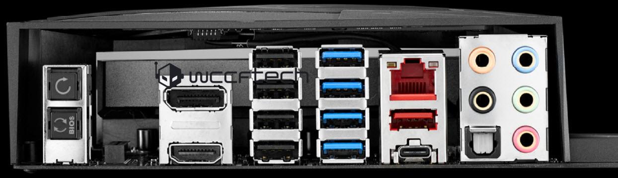 Entire ASUS Z270 Motherboard Lineup Leaked - ROG, TUF, STRIX Series