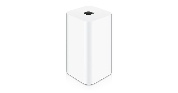 Apple AirPort routers discontinued