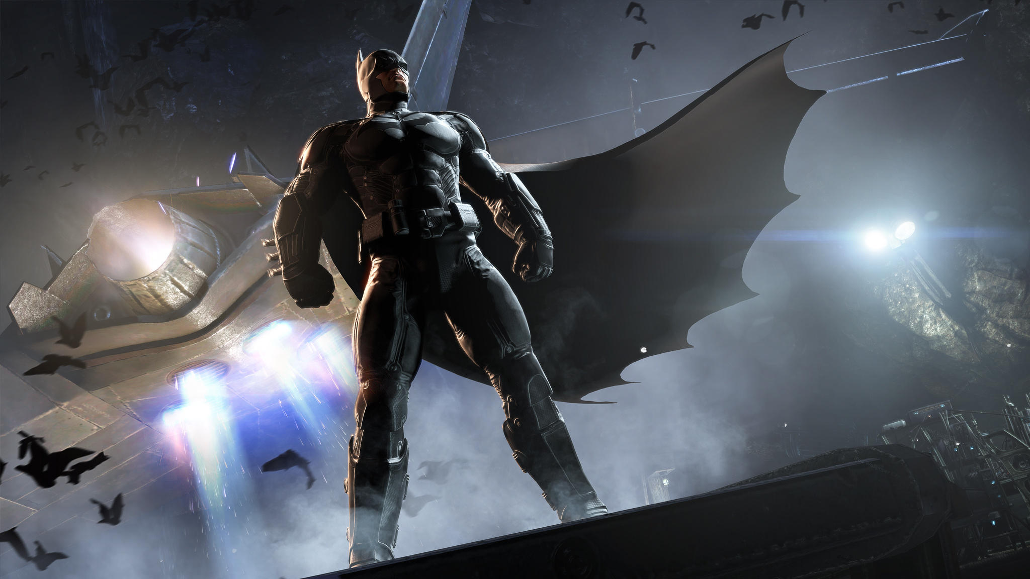 New batman arkham game to be set 3 years after origins to feature batman arkham voltagebd Gallery