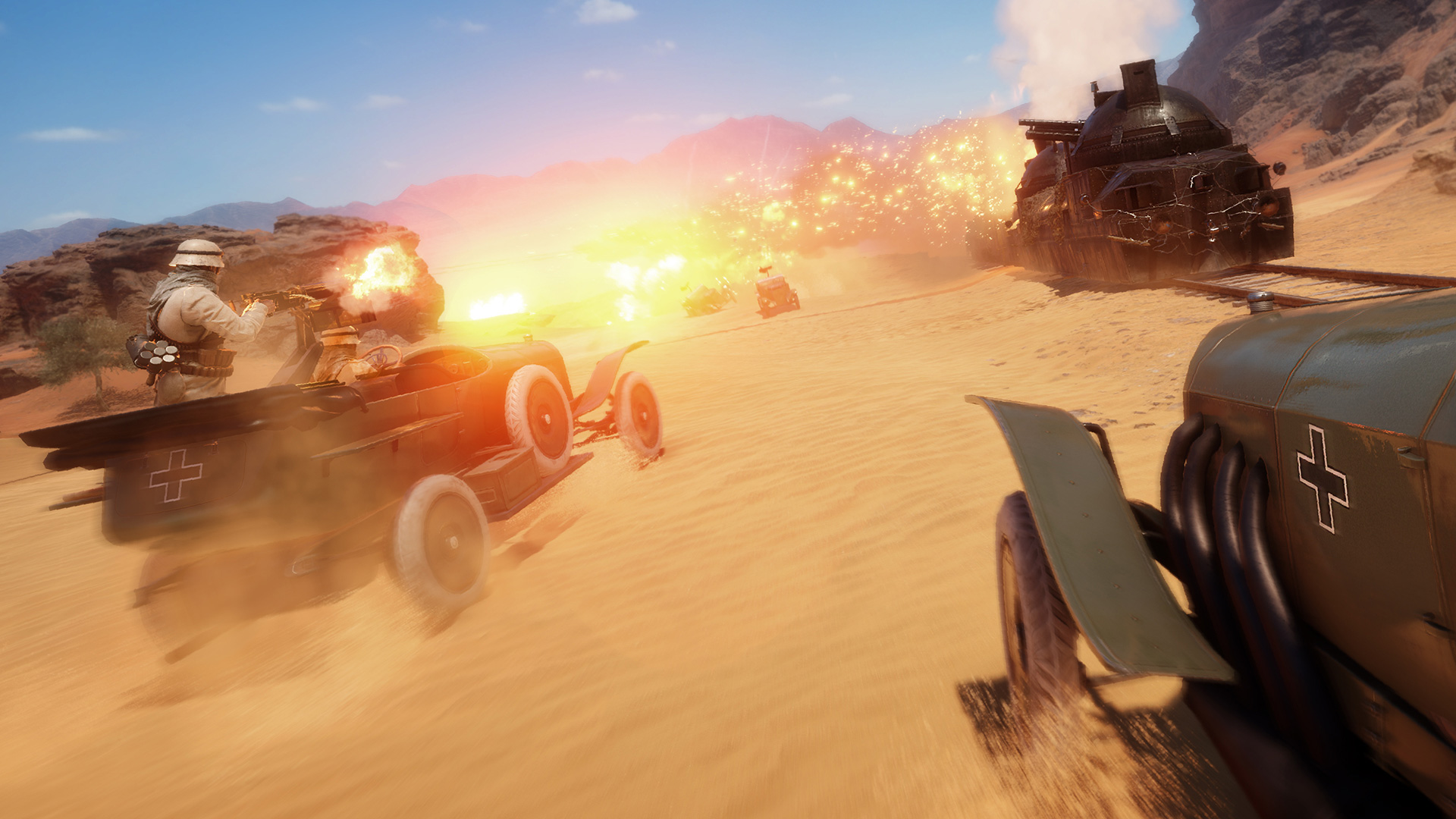 Battlefield 1 Patch 1 02 Out Now For PC/XO/PS4