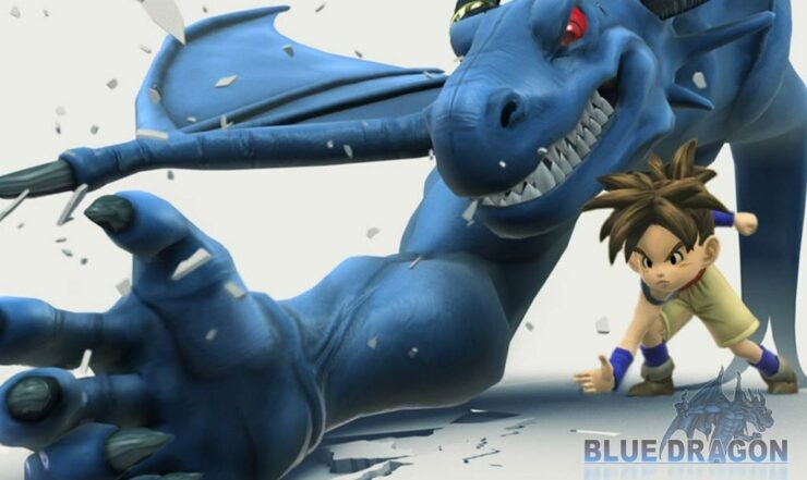 Blue Dragon Xbox 360 Xbox One BC