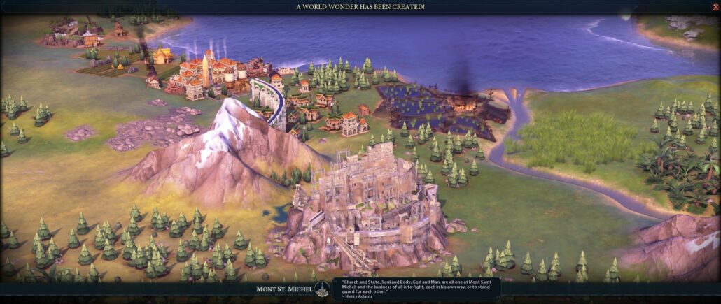 Civilization VI 04 - World Wonder