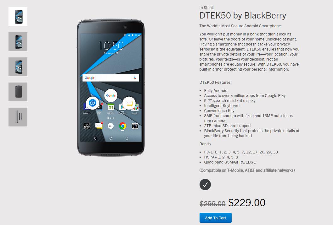 DTEK50