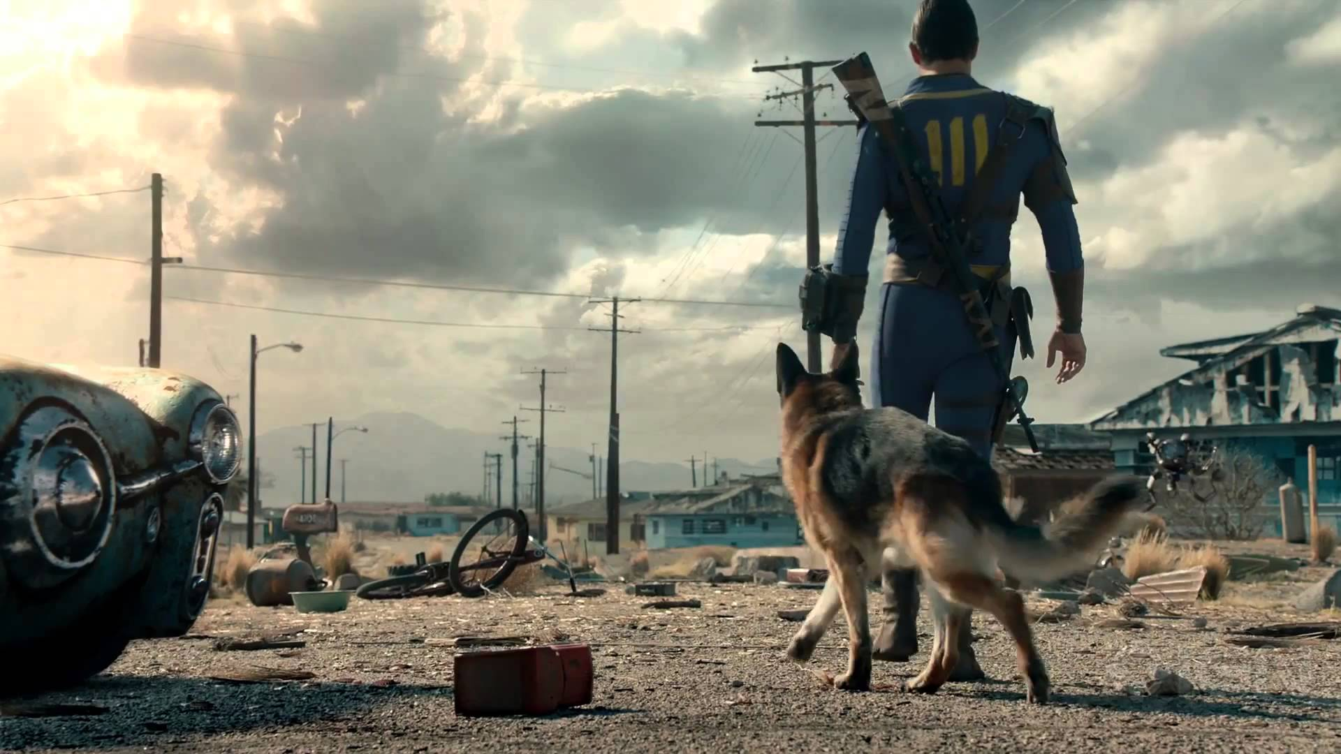 Fallout 4 Xbox One X. This Weekend ...