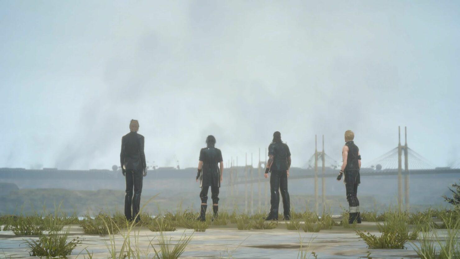 Final Fantasy XV Update 1.20