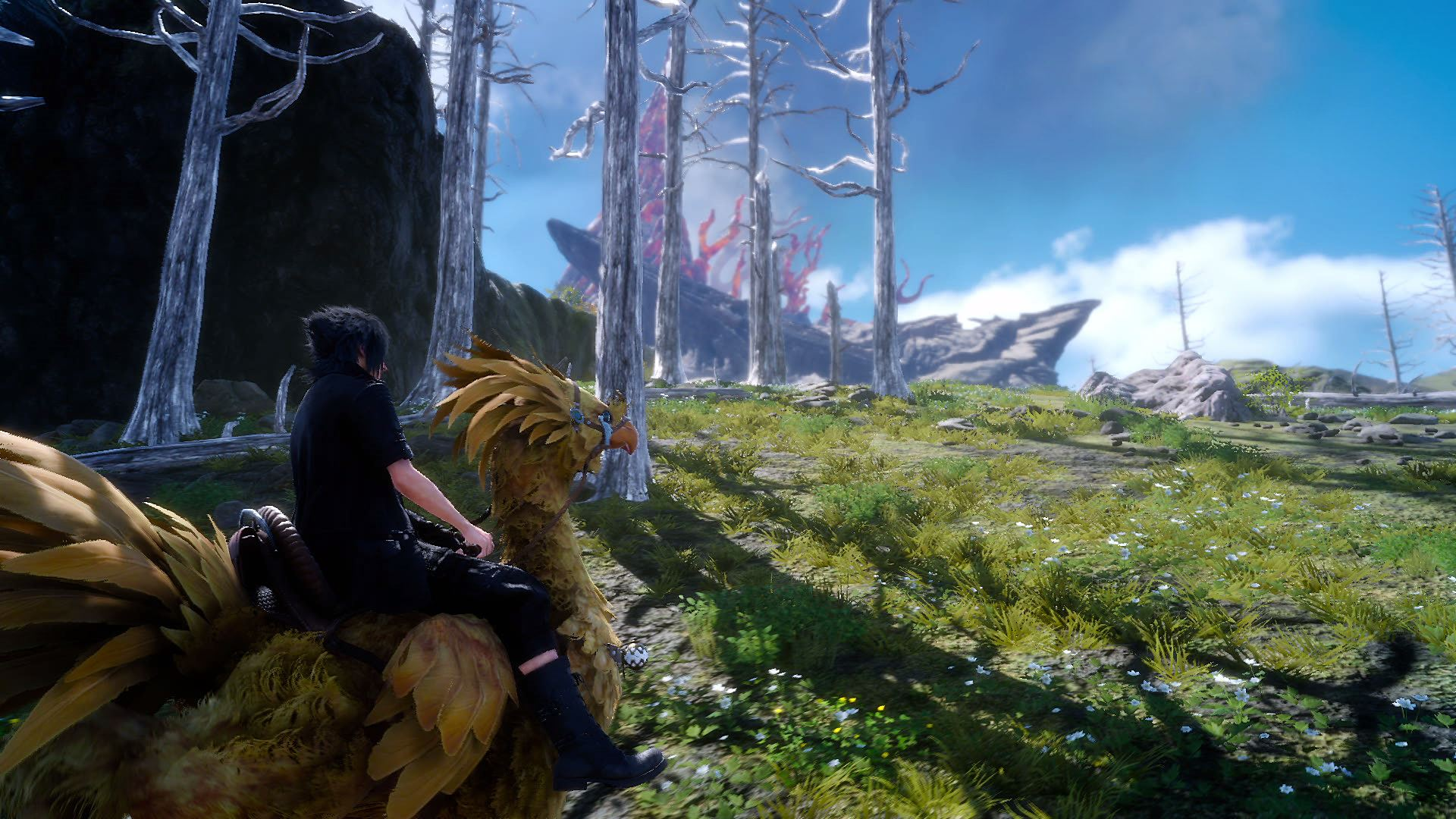 UPDATE - X1 Version Has No Issues] Final Fantasy XV Frame Rate Test ...