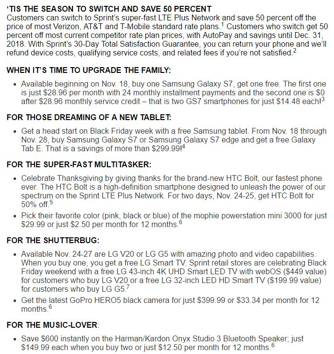 Galaxy S7 S7 edge offers Black Friday (4)