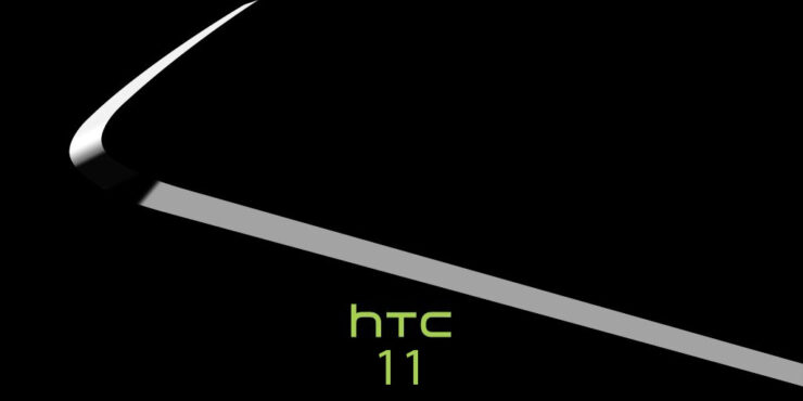 HTC 11 curved screen rumor